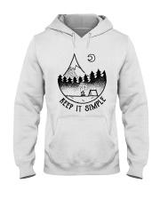 Keep It Simple 2 Hooded Sweatshirt front