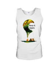 Keep It Simple Unisex Tank thumbnail