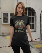 Always Be The Elephant Classic T-Shirt apparel-classic-tshirt-lifestyle-19