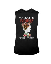 By Brain Is Proudly Sleeveless Tee thumbnail