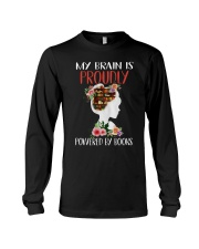 By Brain Is Proudly Long Sleeve Tee thumbnail