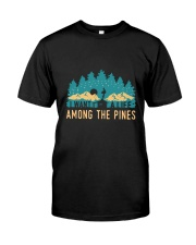I Want To A Life Among The Pines Classic T-Shirt thumbnail