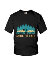 I Want To A Life Among The Pines Youth T-Shirt thumbnail