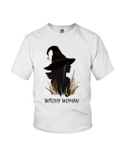 Witchy Woman Youth T-Shirt thumbnail