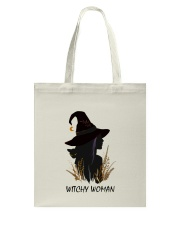 Witchy Woman Tote Bag thumbnail