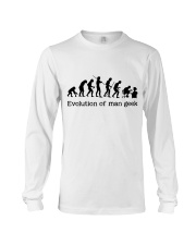 Evolution Of Man Geek Long Sleeve Tee thumbnail