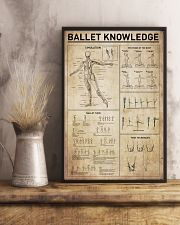 Ballet Knowledge 11x17 Poster lifestyle-poster-3