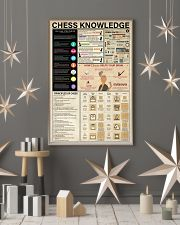 Chess Knowledge 11x17 Poster lifestyle-holiday-poster-1