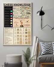 Chess Knowledge 11x17 Poster lifestyle-poster-1