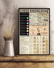 Chess Knowledge 11x17 Poster lifestyle-poster-3