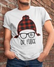 Oh Fudge Classic T-Shirt apparel-classic-tshirt-lifestyle-26