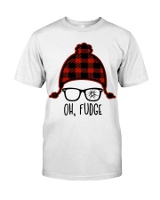 Oh Fudge Classic T-Shirt front