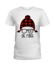 Oh Fudge Ladies T-Shirt thumbnail