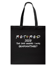 Retired 2020 Tote Bag thumbnail