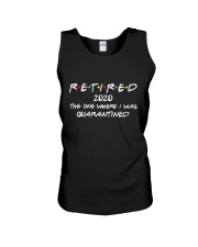 Retired 2020 Unisex Tank thumbnail