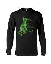 Happy Saint Catrick's Day Long Sleeve Tee tile