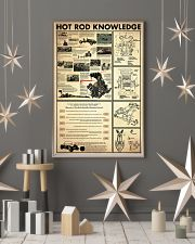 Hot Rod Knowledge 11x17 Poster lifestyle-holiday-poster-1
