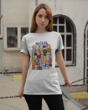 Love Sloth Classic T-Shirt apparel-classic-tshirt-lifestyle-19