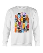 Love Sloth Crewneck Sweatshirt thumbnail
