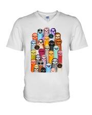 Love Sloth V-Neck T-Shirt thumbnail
