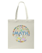 You Are Gonna Love Math Tote Bag thumbnail