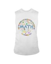You Are Gonna Love Math Sleeveless Tee thumbnail