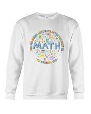 You Are Gonna Love Math Crewneck Sweatshirt thumbnail