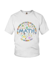 You Are Gonna Love Math Youth T-Shirt thumbnail