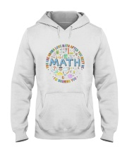 You Are Gonna Love Math Hooded Sweatshirt thumbnail