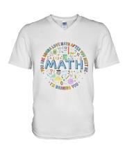 You Are Gonna Love Math V-Neck T-Shirt thumbnail