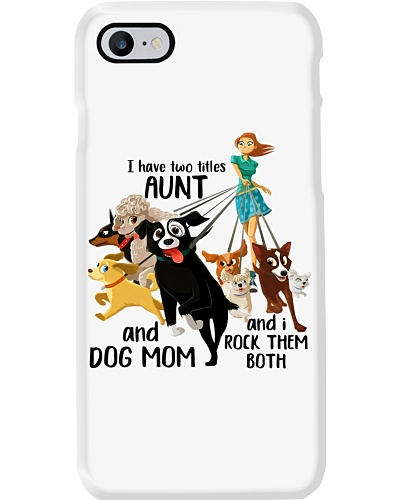 I Have Two Tittles Aunt