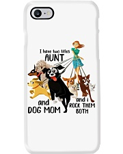 I Have Two Tittles Aunt Phone Case thumbnail