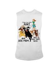 I Have Two Tittles Aunt Sleeveless Tee thumbnail