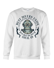 Muff Divers Union Crewneck Sweatshirt thumbnail