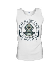 Muff Divers Union Unisex Tank tile