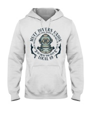 Muff Divers Union Hooded Sweatshirt thumbnail