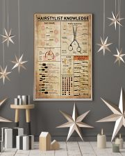 Hairstylist Knowledge 11x17 Poster lifestyle-holiday-poster-1