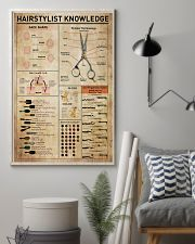 Hairstylist Knowledge 11x17 Poster lifestyle-poster-1