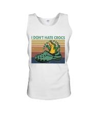 I Don't Have Crocs Unisex Tank thumbnail