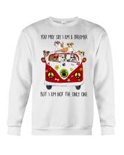 Staffordshire Bull Terrier Crewneck Sweatshirt thumbnail