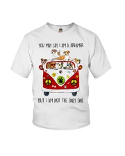 Staffordshire Bull Terrier Youth T-Shirt thumbnail