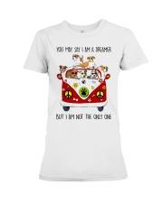 Staffordshire Bull Terrier Premium Fit Ladies Tee thumbnail