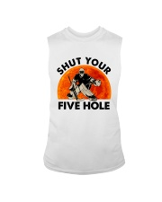 Shut Your Five Hole Sleeveless Tee thumbnail