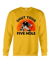 Shut Your Five Hole Crewneck Sweatshirt thumbnail