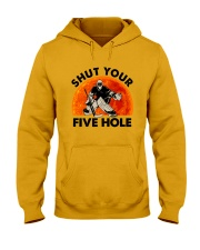 Shut Your Five Hole Hooded Sweatshirt thumbnail