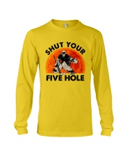 Shut Your Five Hole Long Sleeve Tee thumbnail