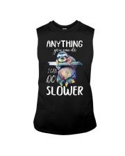 I Can Do Slower Sleeveless Tee thumbnail
