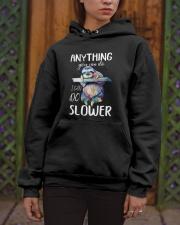 I Can Do Slower Hooded Sweatshirt apparel-hooded-sweatshirt-lifestyle-front-03