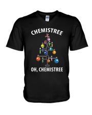 Chemistree V-Neck T-Shirt thumbnail