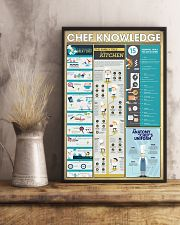 Chef Knowledge 11x17 Poster lifestyle-poster-3